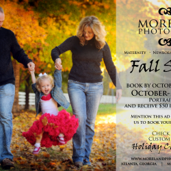 fall special portrait session atlanta photographer moreland photography atlanta